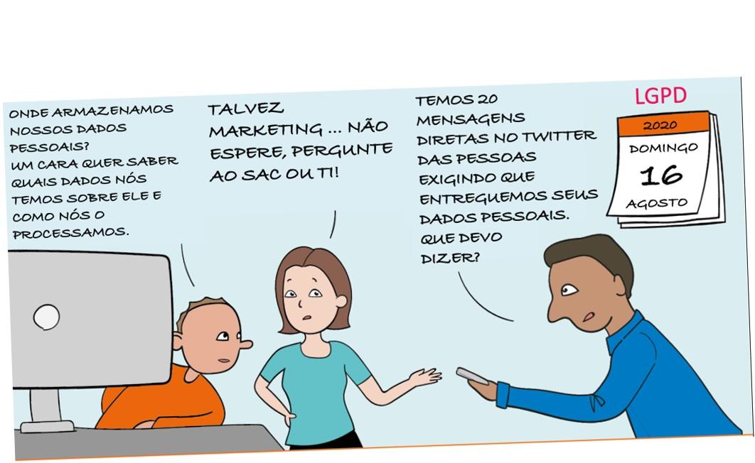 Como a LGPD pode impulsionar a inteligência das empresas brasileiras